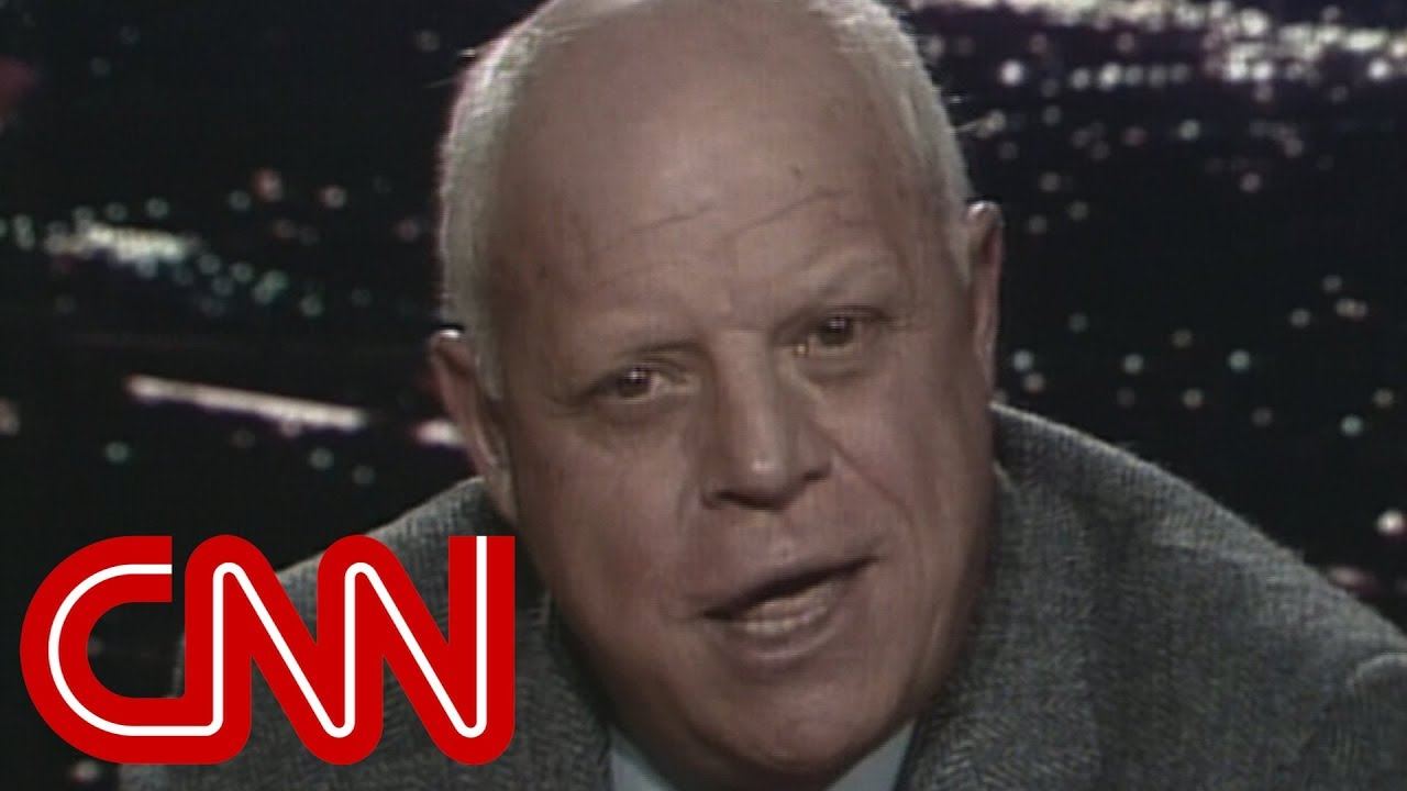 Don Rickles makes CNN's Larry King cry from laughing  (Entire 1985 interview)