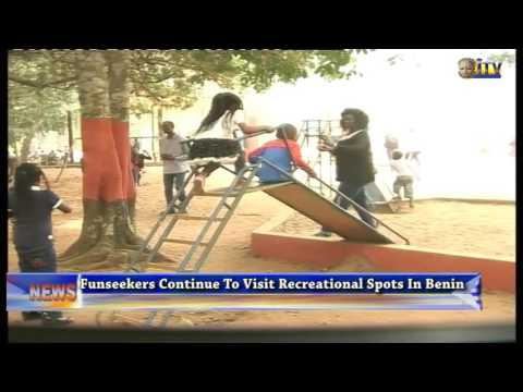 Funseekers Continue To Visit Recreational Spots In Benin