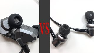 KZ ZS5 VS Xiaomi Hybrid Pro HD - Comparison Review