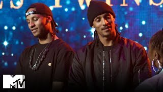 Learn 'Cats' Dances From Les Twins | LIT! | MTV