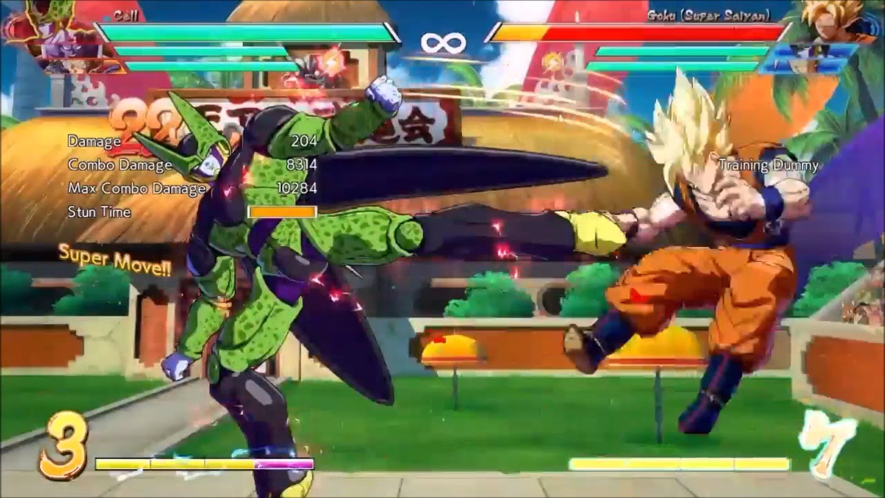 Now Dragon Ball FighterZ players are coming up with solo