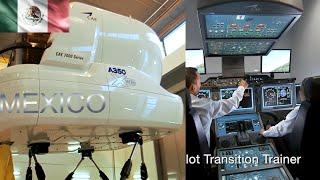Ciudad de México - Centro de Entrenamiento para Pilotos Airbus México Training Centre