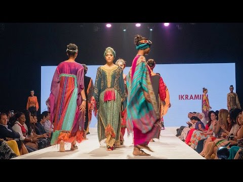 IKRAMINI Documentary - Runway Dubai III - THEATRICAL FASHION SHOW