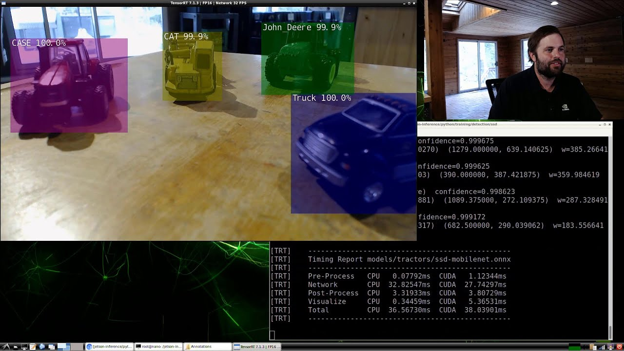 Download Jetson AI Fundamentals - S3E5 - Training Object Detection Models
