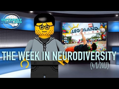 Legoland Becomes Autism Friendly! – Week in Neurodiversity (4/08/17)