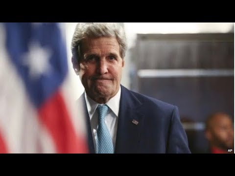 """JOHN KERRY APPROVED VISAS FOR RUSSIAN OPERATIVES TO ENTER US IN 2014 AND """"INTERFERE"""" WITH ELECTION!"""