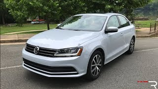 2017 Volkswagen Jetta 1.4T – Basic Transportation
