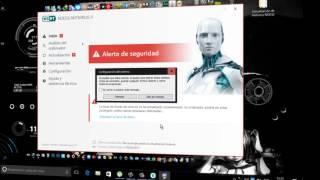 Como Actualizar Manualmente Antivirus NOD32 2016