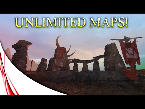UNLIMITED MAPS - Terry Tool Features - Total War: WARHAMMER