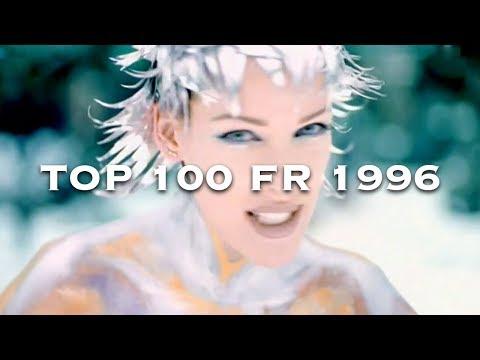 Les 100 plus grands tubes de 1996 en France