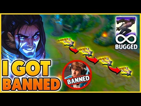 I GOT BANNED FOR BUG ABUSE DONT TRY THIS - BunnyFuFuu  League of Legends