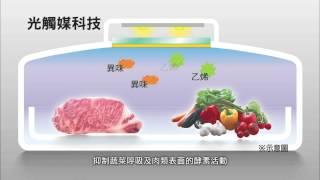 日立 6門雪櫃 廣告 - 楊卓娜 [HD]