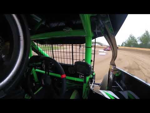 Hamlin Speedway-Stage One Modified Warm ups 5/25/19
