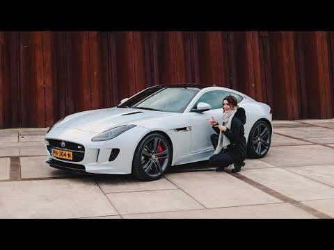 Jaguar F-Type V6 Coupe British Design Edition - (Car Experiences)