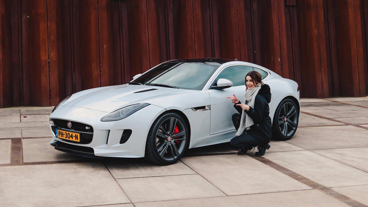 jaguar f-type v6 coupe british design edition - (car experiences