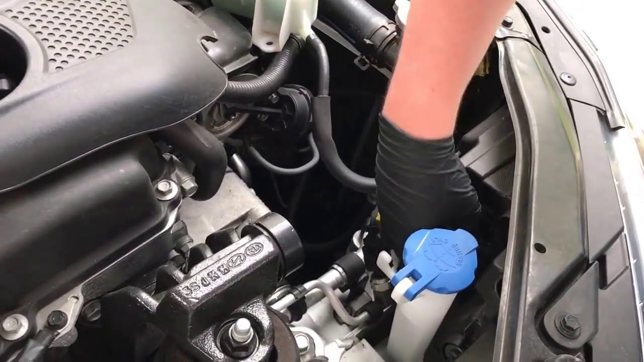 2014 Kia Optima High Beam Change Youtube