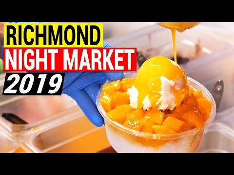 Guide To Richmond Night Market (2019) | Vancouver BC Travel Guide