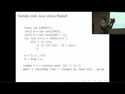 Haskell : Pure Functional Programming and it's Benefits par Massil NAIT MOULOUD