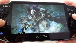 PS Vita - Toukiden 2 Free Alliances Gameplay