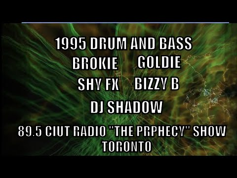 "1995 C.I.U.T. 89.5 Radio Toronto ""The Prophecy"" show"