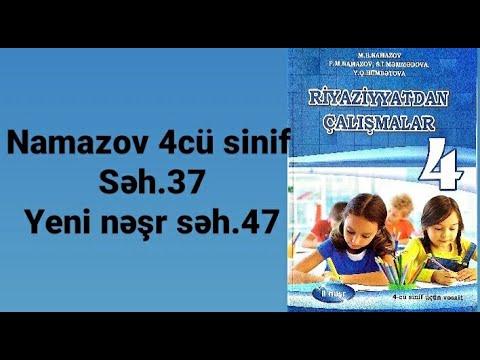 Namazov  5-ci sinif (Riyaziyyat Çalışmalar, səhifə 6-7)