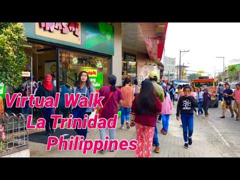Walk Around La Trinidad KM4&5 Area Virtual Tour