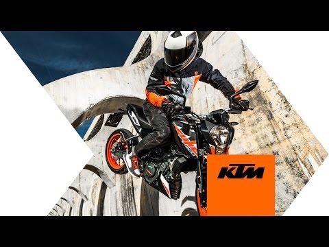 KTM 200 DUKE - Set the street alight | KTM