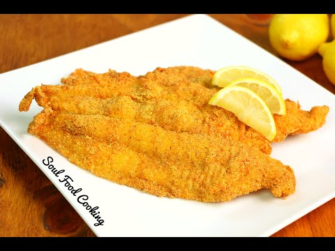 Fried Catfish | How To Make Southern Fried Catfish
