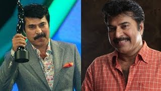 Mammootty thanks nominees for not acting well at Filmfare
