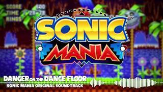 Sonic Mania OST -  Mini Boss Theme