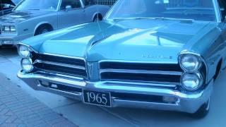1965 Pontiac Catalina Ventura hdtp Grn