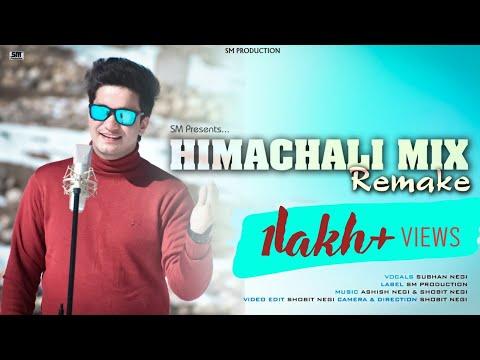 Himachali Mix Remake / New Year Special / Video Song / Subhan Negi / Ashish Negi & Shobit Negi