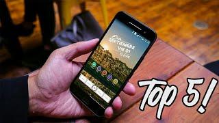 Top 5 | Increibles Aplicaciones Utiles Y Nuevas Para Android Septiembre | 2017