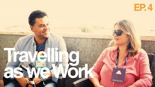 Travelling as You Work, Work as You Travel With Felipe Lodi and Thalita Figueiredo at the Web Summit