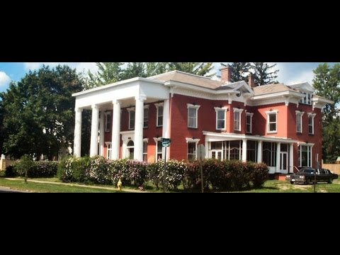 American Ghost Hunters, The Erie Mansion, Investigation of a serial killer