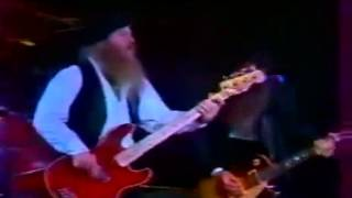 ZZ Top - Arrested For Driving While Blind (1980)
