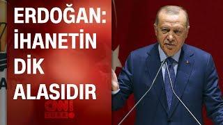 Cumhurbaşkanı Erdoğan'dan Kılıçdaroğluna sert sözler