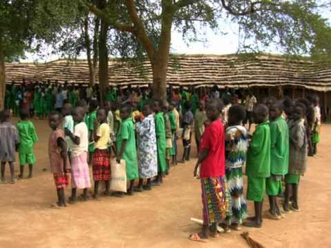 Timpir 2013 - Australians supporting health, education and development in South Sudan