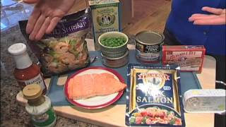 Nutrition Tip: Eat More Seafood