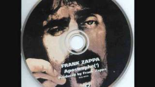 Watch Frank Zappa Father OBlivion video