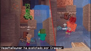 UNIVERSO WIGETTA #5 CREEPER EXPLOTA A VEGETTA