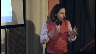 TEDxTurgenevLibrary - Alexander Gavrilov - The  Educator Award