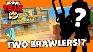 Brawl Stars: Brawl Talk! Two New Brawlers, TONS of Skins, and a New Game mode!?