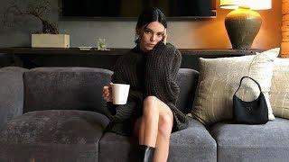 Kendall Jenner VERY Hungover After Kourtney Kardashian's Birthday Bash!