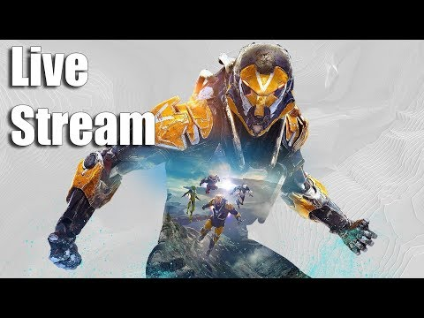 Anthem Quest Gameplay -  Live Stream