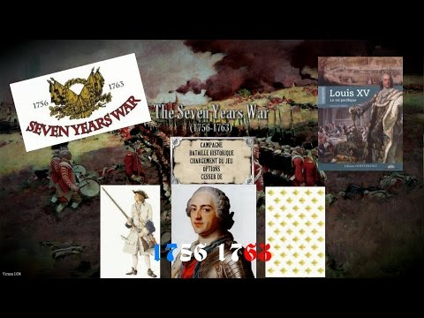 The Seven years war le chemin de la guerre  HD FR