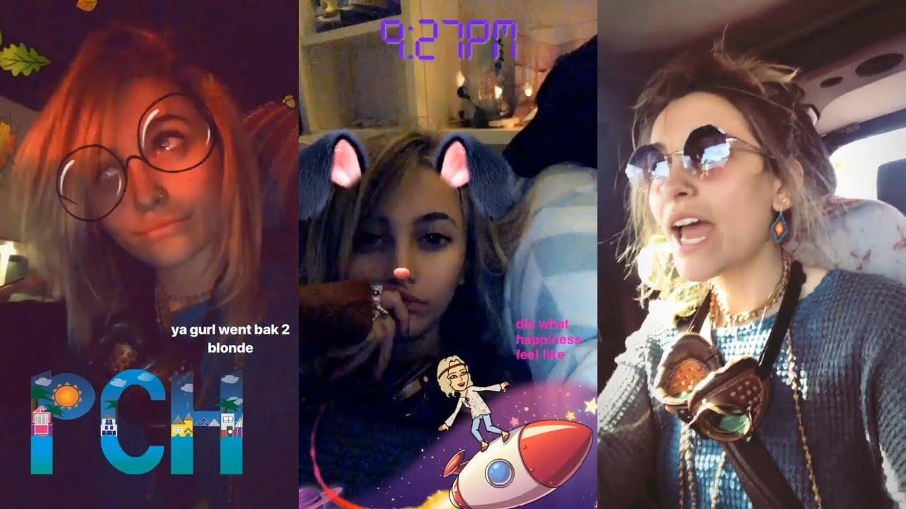 Snapchat Paris Jackson naked (22 foto and video), Sexy, Paparazzi, Boobs, butt 2018