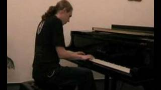 Nightwish - Ghost Love Score (piano version)