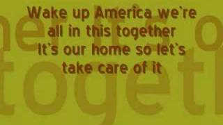 Miley Cyrus:Wake Up America Lyrics