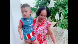 Đi thăm vườn cây trái sum xuê của má 3 cùng gia đình Lý Hải Minh Hà